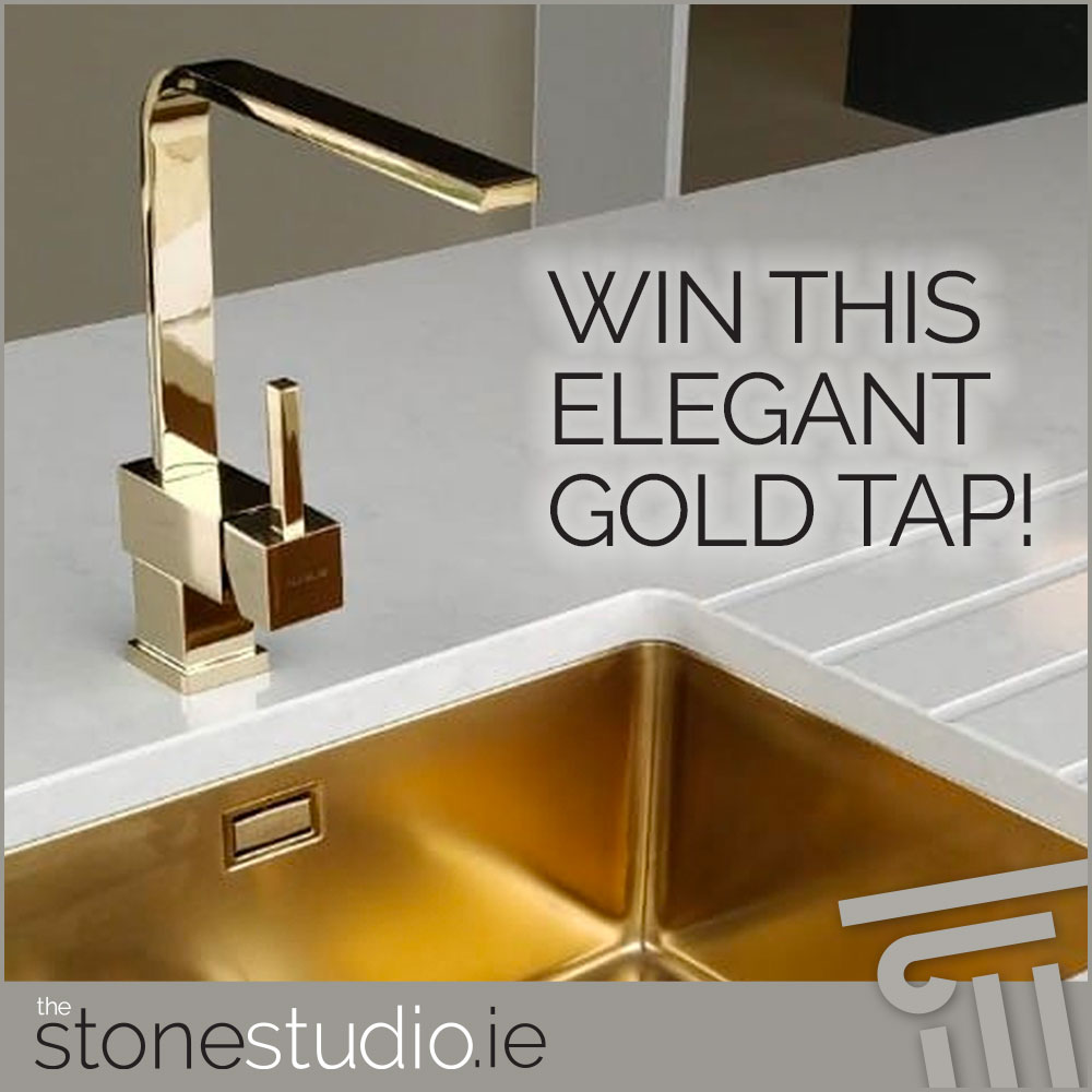 You could win an elegant tap…